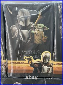 Hot Toys 1/6 scale Mandalorian and The Child Collectible Set TMS014 In Stock