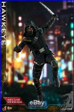 Hot Toys 1/6th scale Hawkeye (Deluxe Version) Avengers Endgame Figure MMS532
