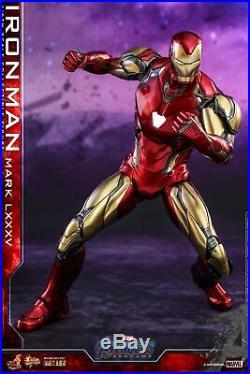 Hot Toys 1/6th scale Iron Man Mark LXXXV MK85 Avengers Endgame Figure MMS528D30