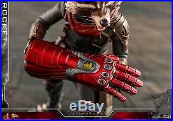 Hot Toys 1/6th scale Rocket Avengers Endgame Collectible Figure MMS548