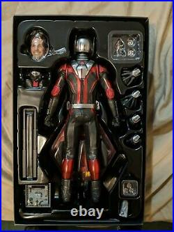 Hot Toys Ant-Man 1/6 Scale Figure Ant-Man & The Wasp Paul Rudd MMS497