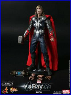 Hot Toys Avengers Thor MMS175 16 Scale Figure, Sideshow, Used, Complete