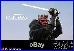 Hot Toys Darth Maul Star Wars Phantom Menace 1/6 Scale Figure In Stock Dbl Box