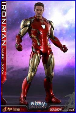 Hot Toys Iron Man Mark LXXXV Marvel Avengers Endgame 1/6 Scale Figure IN STOCK