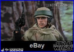 Hot Toys Luke Skywalker Star Wars Return of the Jedi 1/6th Scale Figure MMS516