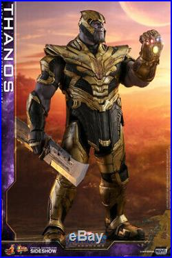 Hot Toys MMS 529 THANOS AVENGERS ENDGAME Sixth Scale Action Figure IN STOCK