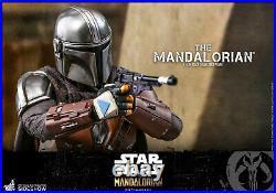 Hot Toys Mandalorian Star Wars Din Djarin 1/6 Scale 12 Figure In Stock