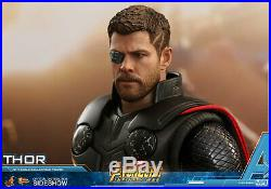 Hot Toys Marvel Comics Avengers Infinity War THOR 1/6th Scale Figure MMS474
