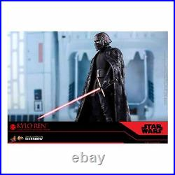 Hot Toys Star Wars Kylo Ren Rise Of Skywalker 16 Scale High Collectible Fig NEW