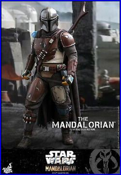 Hot Toys The Mandalorian 1/6th scale The Mandalorian Collectible Figure TMS007