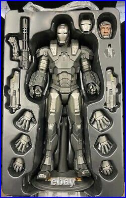 Hot Toys WAR MACHINE MMS120 from Iron Man 2 Marvel MCU 1/6 scale figure