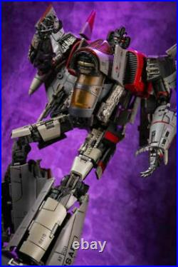 IN STOCK Transformable SX-01 Thunder Warrior BLITZWING DLX Scale Action Figure