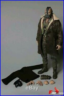 IN STOCK USA1/6 Scale Fire Toys A024 Bane BATMAN THE DARK RISES 12in Figure