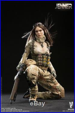 In-Stock 1/6 Scale VERYCOOL VCF-2037 TACS FG Double Women Soldier JENNER