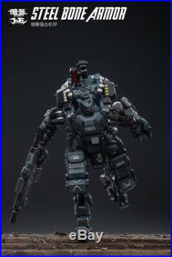 (In Stock @ 5zeroToys) JOYTOY 125 Scale Steel bone Armor (Classic)With Pilot