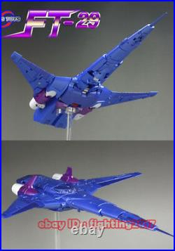 In Stock Transformers Fanstoys FT-29 Quietus G1 Cyclonus Mp Scale Action Figure