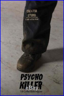 In-stock 1/6 Scale Creator Studio CS002 Psycho Killer Action Figure