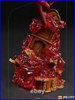 Iron Studios MARCAS41621-10 1/10 Marvel Comic Scarlet Witch BDS Art Scale Statue