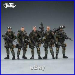 JOYTOY 81911041 1/18 Scale 10.5cm PLA Army Counter Unit Set Model Figure Toys