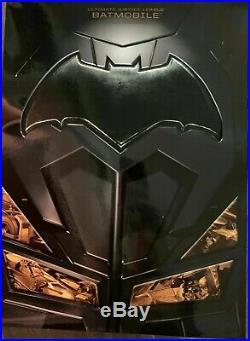 Justice League Ultimate Batmobile RC Vehicle & Figure HUGE 1/10 SCALE Batman DC