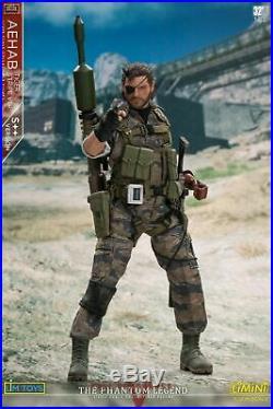 LIMTOYS LIMINI The Phantom Legend AEHAB Snake 1/12 Scale Male Figure Set S++ Toy