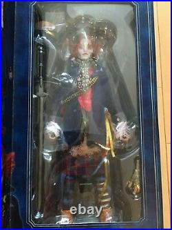 MEDICOM TOY RAH Alice in Wonderland MAD HATTER Blue Jacket Ver. 1/6 Scale Figure