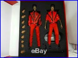 MICHAEL JACKSON Thriller Version 1/6 Scale Action Figure Hot Toys