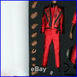 MICHAEL JACKSON Thriller Version 1/6 Scale Action Figure Hot Toys 12 Inch
