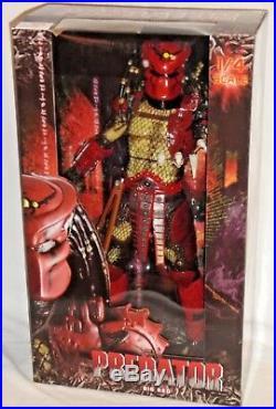 MISP NECA BIG RED PREDATOR 1/4 Scale 18 inch movie action figure 2013 REEL TOYS