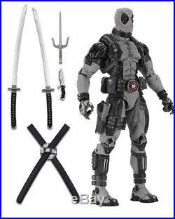 Marvel Classics 1/4 Scale Action Figure X-Force Deadpool NECA