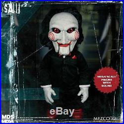 Mezco Saw Billy Mega Scale With Sound MDS 15 Figure IN STOCK Horror