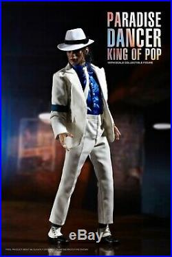 Michael Jackson The 1/6th scale-Paradise Dancer Collectible Figure Specification