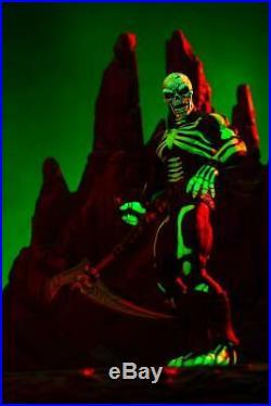 Mondo Exclusive Masters of the Universe MOTU Scareglow 1/6 Scale 12 Figure NEW