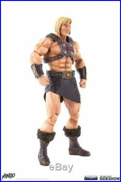 Mondo MOTU Masters of the Universe He-Man 1/6 Scale 12 NEW Figure In Stock