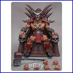 Mortal Kombat Shao Kahn 112 Scale Action Figure Storm Collectibles