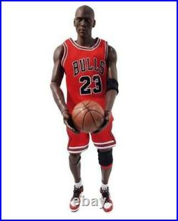 NBA Basketball Michael Jordan The Last Shot Chicago Bulls 16 Scale 12 Figure