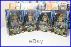 NECA Teenage Mutant Ninja Turtles 1/6 Scale 7 Action Figure Gamestop 90s Set