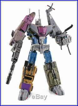 New Transformers Unique toys Bruticus UT M01-05 G1 MP Scale all sets