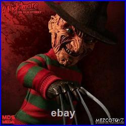 Nightmare On Elm Street Mega Scale Talking Freddy Krueger 15 Figure Mezco
