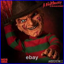 Nightmare on Elm Street Freddy Krueger Mega Scale Action Figure 15 Mezco
