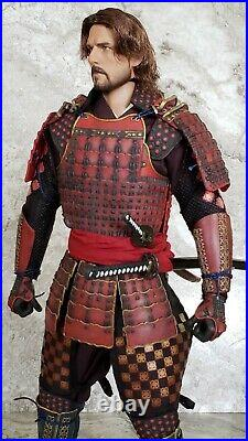 PANGEA TOY PG-06 1/6th SCALE LAST SAMURAI GENERAL ACTION FIGURE WITH BOX