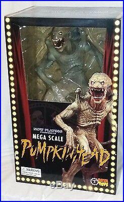 PUMPKINHEAD Sota Toys MEGA SCALE Deluxe Horror Cult Movie Action Figure 18 Tall