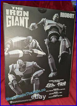 PX 1000Toys Sentinel Iron Giant Riobot Iron Giant 1/12 Scale Diecast Figure Excl