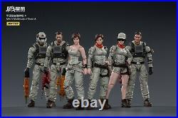 (Pre-Order @5zeroToys) JOYTOY Mech Maintenance Team A 1/18 scale Set of 6