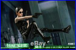 Pre-order 1/6 Scale LOGSHANJINSHU LS2019-05 Cyber Killer Action Figure