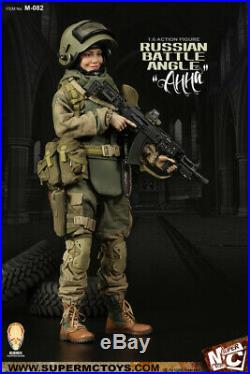Pre-order 1/6 Scale SUPERMC TOYS X FACEPOOL M-082 Anna Action Figure