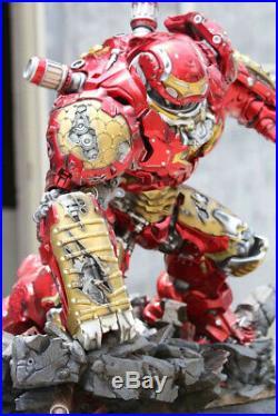 Premium Collectibles Marvel 1/4 Scale Iron Man MK44 Hulk Buster Statue 35 H