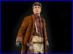 QMX Firefly Serenity Malcolm Reynolds 16 Scale Master Series Figure Sealed