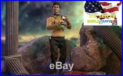 QMx 1/6 Scale Star Trek TOS Sulu Collectible Action Figure Toy Brand New USA