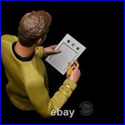 QMx Star Trek TOS Kirk 16 Scale Articulated Figure (Limited Reissue Version)